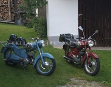 Motorbikes ….. and more