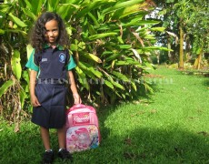 MY FIRST DAY IN KAMARAU INTERNATIONAL SCHOOL
