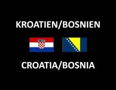 Kroatien/Bosnien